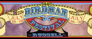 Russell Birdman Festival