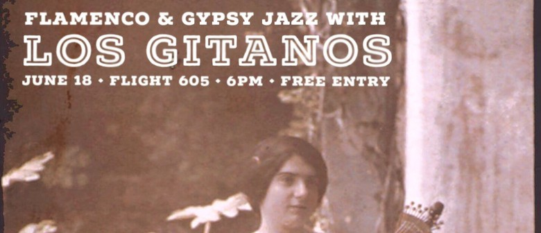 Flamenco & Gypsy Jazz With Los Guitanos