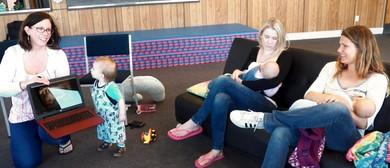 Breastfeeding Cafe Mum to Mum Support Meeting