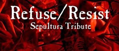 Refuse Resist, Stripsearch and Intergracia