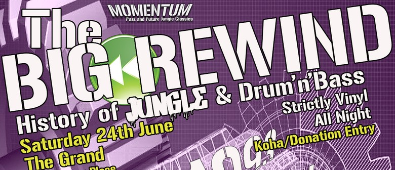 The Big Rewind History Of Jungle And Drum 'n' Bass