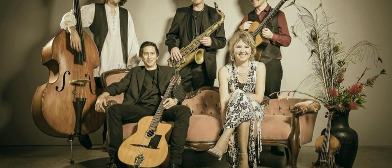 Wellington Jazz Fest: La Luna (Caro Manins) & The Gadjos