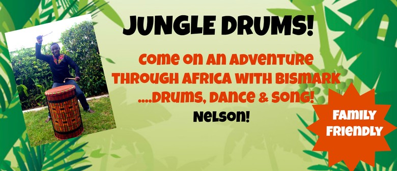 Jungle Drums Kids Show
