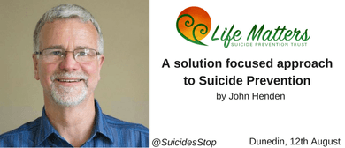Zero Suicide-Solution Focused Approach to Suicide Prevention