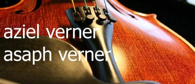 Classical Violin & Piano Concert: Aziel and Asaph Verner