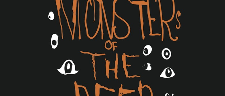 Nathan Haines & Jonathan Crayford - Monsters of The Deep