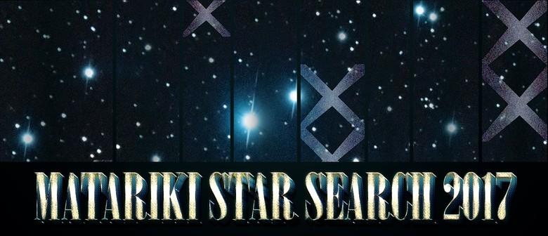 Matariki Star Search 2017 Finale