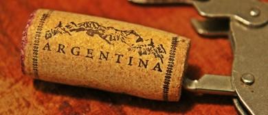 Argentinean Wine & Food Pairing Dinner