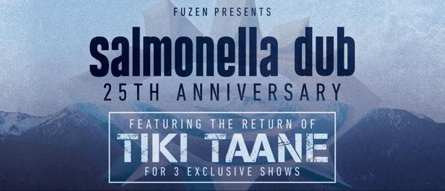 Salmonella Dub Featuring the Return of Tiki Taane