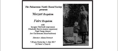 Mozart and Faure Requiem