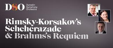 Dunedin Symphony Orchestra: Rimsky Korsakov & Brahms
