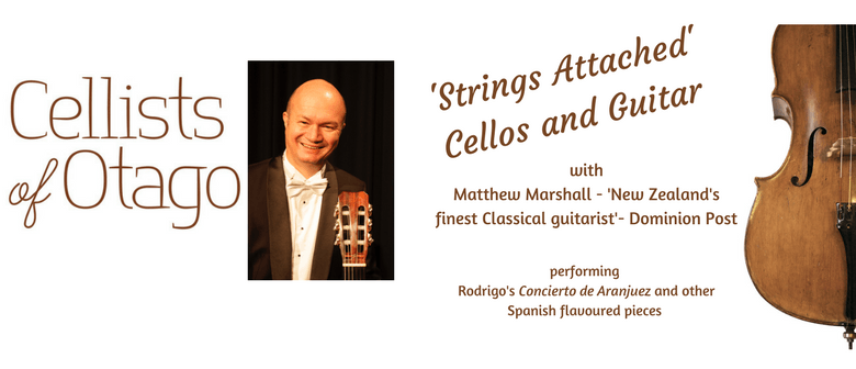 Cellists of Otago 'Strings Attached'