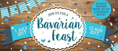 Mid Winter Event - Bavarian Feast