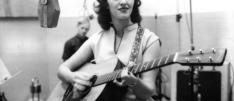 Wanda Jackson - Auckland Show Now At Power Station