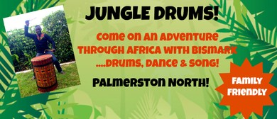 Jungle Drums Kids Show! Palmerston North