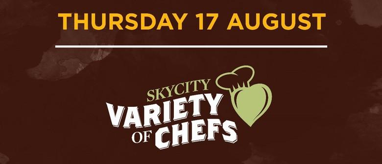 Skycity Variety of Chefs 2017