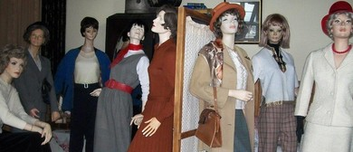 Autumn & Winter Fashions - 1940's to 1970's