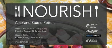 Nourish - An Exhibition of Functional Ceramics