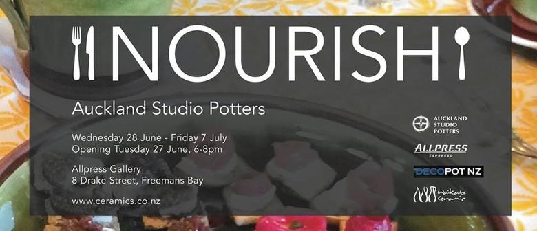 Nourish - An Exhibition of Functional Ceramics
