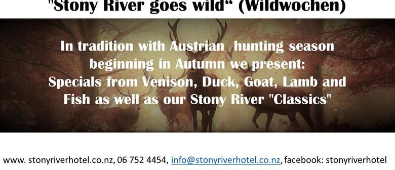 Stony River Goes Wild!