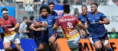 Tasman Makos vs Southland