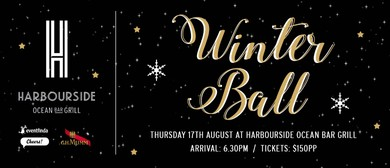 Harbourside Winter Ball 2017