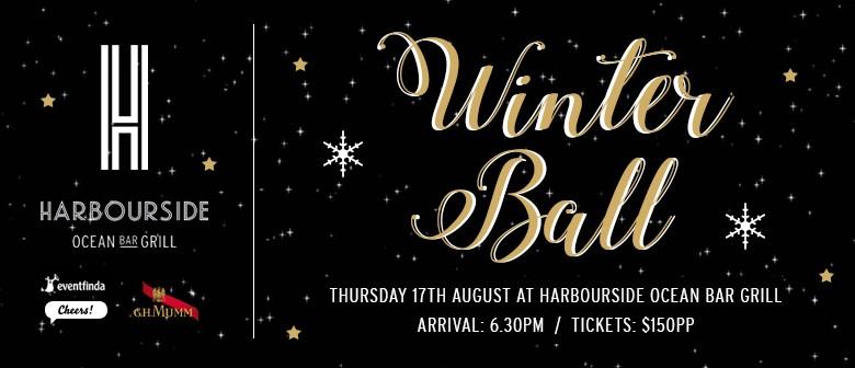 Harbourside Winter Ball 2017