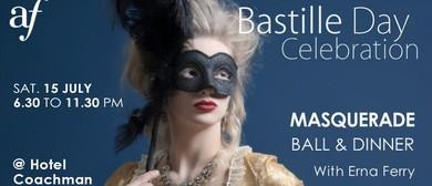 Bastille Day Ball & Dinner