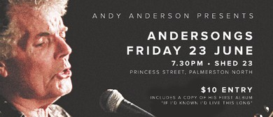 Andy Anderson Album Release Party