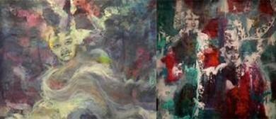 Linda Munn Workshop: Painting by Kupu