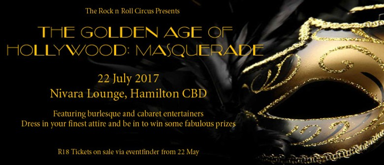 The Golden Age of Hollywood: Masquerade