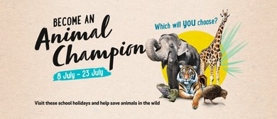 Become an Animal Champion