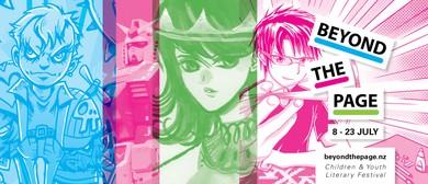 Manga Character Creation Workshop