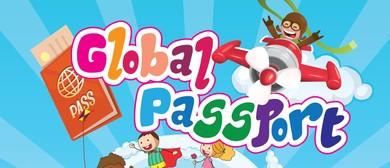 Global Passport Registration Station