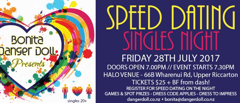 Speed dating nelson nz what to do