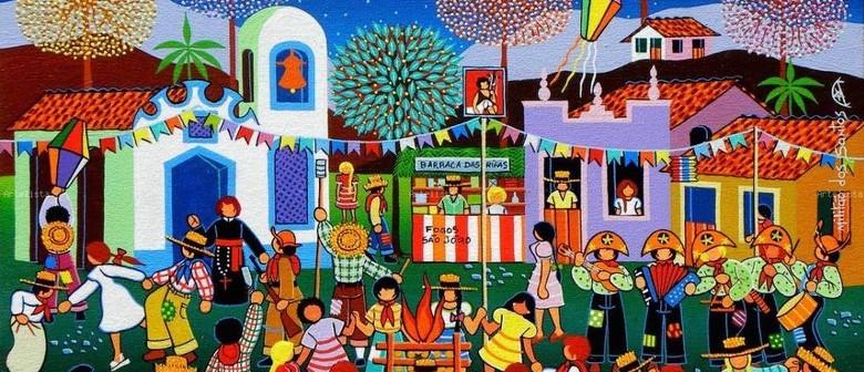 Festa Junina With Só Samba