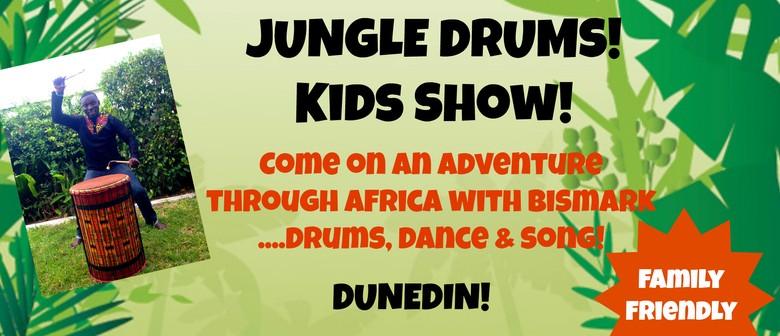 Jungle Drums Kids Show!