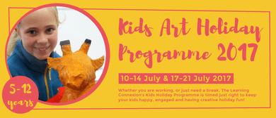 Kids Art Holiday Programme
