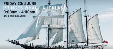 Spirit of New Zealand - Ship Open Day