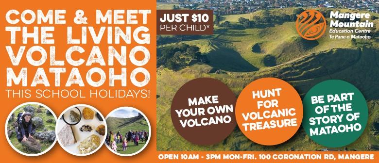 Meet and Experience a Living Volcano - Mataoho