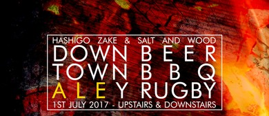 Downtown Aley – Beer, BBQ, Rugby