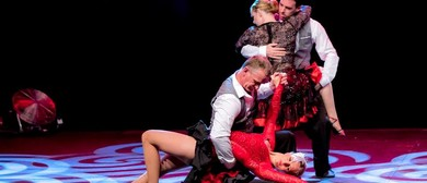 Argentine Tango for Beginners Course