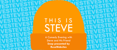 Steve and Friends Comedy Night