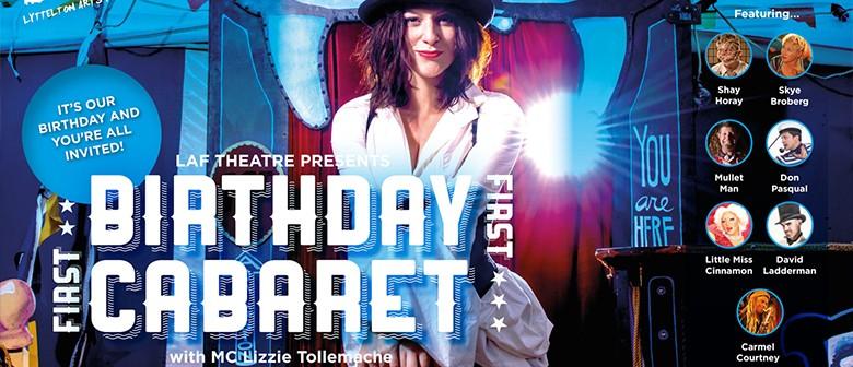 LAF Birthday Cabaret