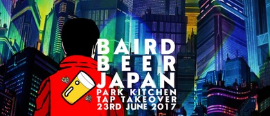 Baird Beer (Japan) Tap Takeover