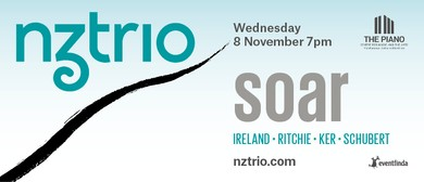 NZTrio at the Piano: Soar
