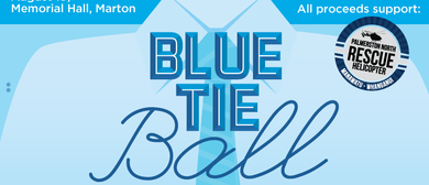 Marton Blue Tie Ball Supports the Philips Rescue Helicopter
