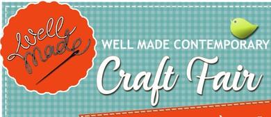 Well Made Craft Fair