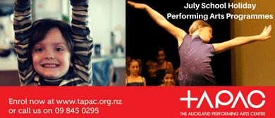 July School Holiday Programmes