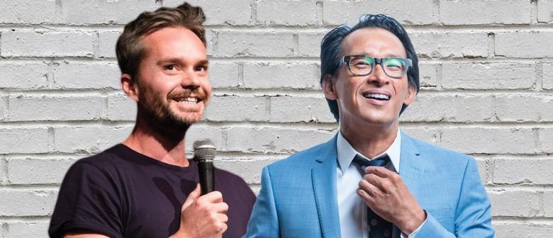 Nick Rado & Raybon Kan – Live Stand Up Comedy
